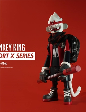 Monkey King - Sport X series RED