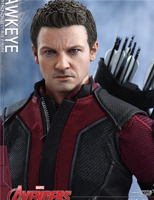 HOT TOYS MMS 289 AVENGERS : AGE OF ULTRON – HAWKEYE