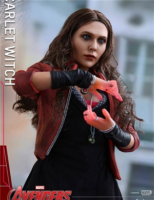 HOT TOYS MMS 301 AVENGERS : AGE OF ULTRON – SCARLET WITCH