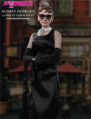 STAR ACE TOYS 1/6 Breakfast at Tiffany's - HOLLY GOLIGHTLY (Audrey Hepburn)