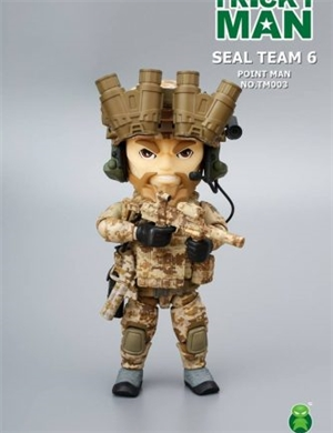 Tricky Man Seal Team 6 Point Man