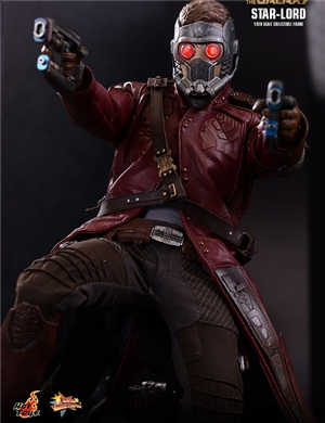 HOTTOYS MMS255 GUARDIANS OF THE GALAXY STAR-LORD