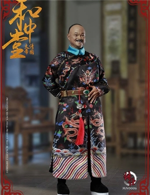 JSModel : 1/6 Qing empire series - MN006+MN007 military minister SET