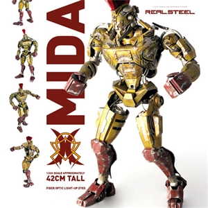 REAL STEEL - Midas 1/6th Collectible Figure
