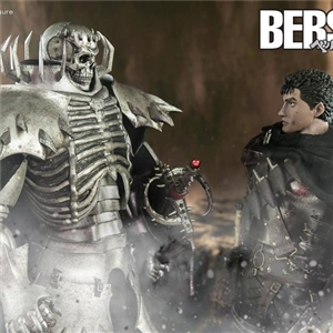 ThreeZero x BERSERK: Skull Knight Normal Version