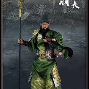Three Kingdoms Series 1/6 Scale Guan Yu 2.0