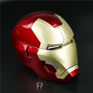 Roan x Lager Toys Iron man Mark 42 1/1 helmets