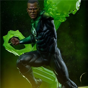 Sideshow Collectibles Green Lantern Premium Format