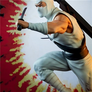 Sideshow Collectibles Storm Shadow (Arashikage)
