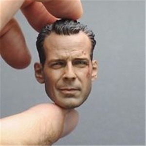 CustomHead Sculpt-Bruce Willis Die hard