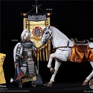 303TOYS NO.118+218+318 : 1/6 Three Kingdoms Series - Zhou Yu