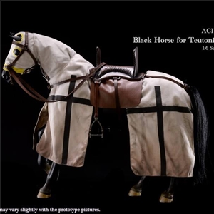 ORSE FOR TEUTONIC KNIGHTS (BROWN OR BLACK) ACIH03A/B