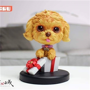 Gantaku Mitaku Bubble-Head : Poodle