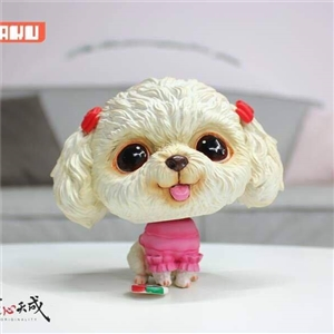 Gantaku Mitaku Bubble-Head : Shih-Tzu
