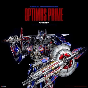 Transformers The Last Knight : OPTIMUS PRIME (exclusive)
