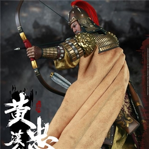 303TOYS NO.319 1/6 THREE KINGDOMS SERIES – HUANG ZHONG A.K.A HANSHENG