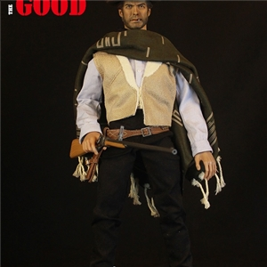 REDMAN TOYS Collectible Figure The COWBOY THE GOOD