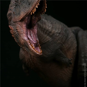 DAMTOYS MUSEUMSERIES:CARNOTAURUS SCENES COLLECTIBLELEVEL STATUES MUS009A Standard Edition