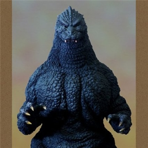 Godzilla: X-PLUS Yuji Sakai Collection  Godzilla 1991 (Nor)