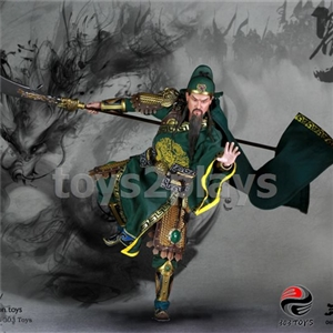 303TOYS - 1/6 Three Kingdom Series - Guan Yu