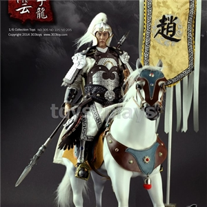 Zhao  Yun(Sub Dragon) Set