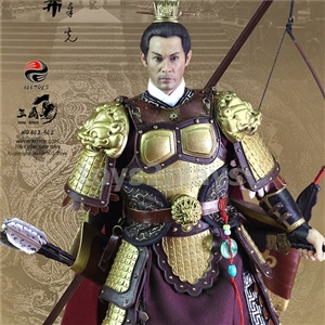 303TOYS 1/6 three series - Lu bu