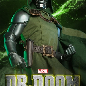 Dr. Doom Premium Format™ Figure by Sideshow Collectible