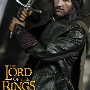 Asmus Toys The Lord of the Rings Series: Aragorn (Slim Version)