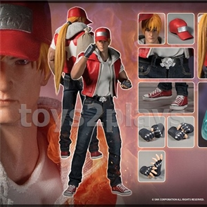 World Box KF009  Terry Bogard
