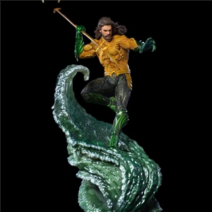 Iron Studios  BDS Art Scale 1/10 Aquaman