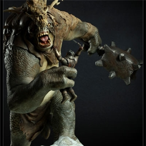 Snow Troll Polystone Statue by Sideshow Collectibles