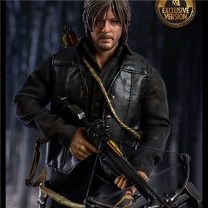 ThreeZero x AMC : The walking dead: Daryl Dixon (Exclusive version)