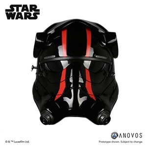 Anovos First Order Special Forces Tie Fighter Pilot Helmet