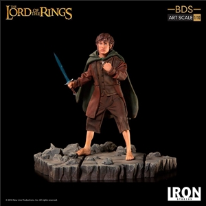 Iron Studios - Frodo BDS Art Scale 1/10 Lord of the Rings