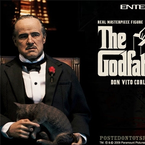 Enterbay Real Masterpiece The Godfather