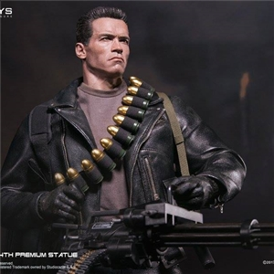 1/4th scale Terminator 2: Judgment Day T-800