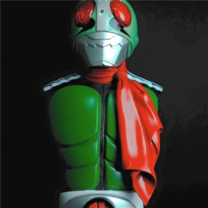 The Showa Rider : V.1 Bust Statue