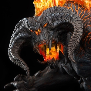 The Balrog – Demon of Shadow and Flame