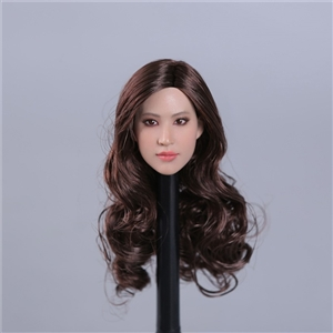 PEAKTOYS PT004 1/6 Asian Females Headsculpt
