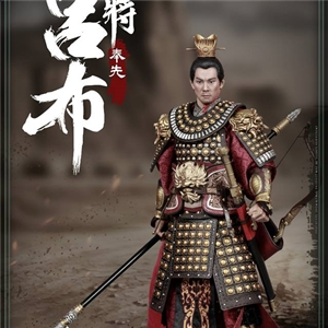 303TOYS NO.321 1/6 THREE KINGDOMS SERIES – SOARING GENERAL LV BU A.K.A FENGXIAN