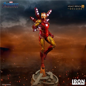 Iron Man Mark LXXXV Legacy Replica 1/4  Avengers: Endgame EX