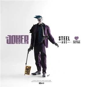 3A/THREEA 3A17003 STEEL AGE : THE JOKER