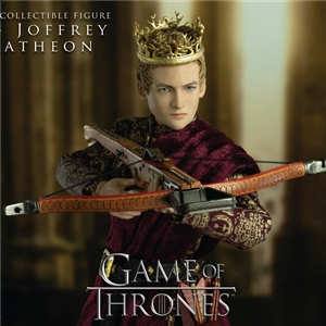 threeZero x HBO Game of Thrones King Joffrey Baratheon (Normal version)