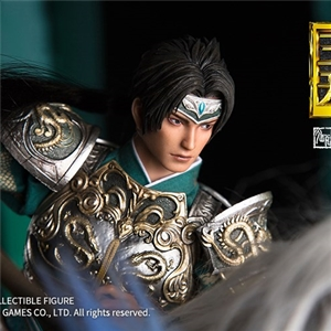 Ring toys Dynasty Warriors 8 Zhao Yun