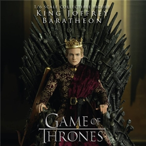 threeZero x HBO Game of Thrones : King Joffrey Baratheon (Exclusive version)