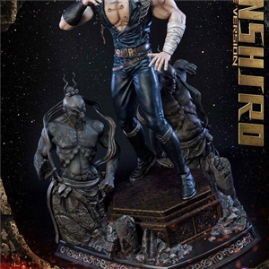 PRIME 1 STUDIO PMFOTNS-01DX : KENSHIRO (FIST OF THE NORTH STAR) DELUXE VERSION