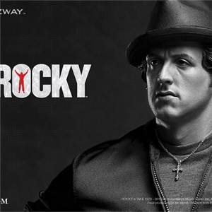 Rocky 2 1/4 Scale State Hybrid Type Rocky Balboa (Sylvester Stallone)
