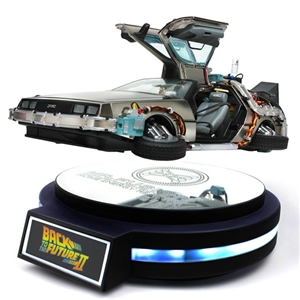Kid Logic Studios Maglev Back to the Future