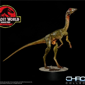 THE LOST WORLD: JURASSIC PARK 1:1 COMPSOGNATHUS