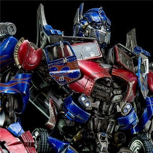 Transformers: Optimus Prime Ex
